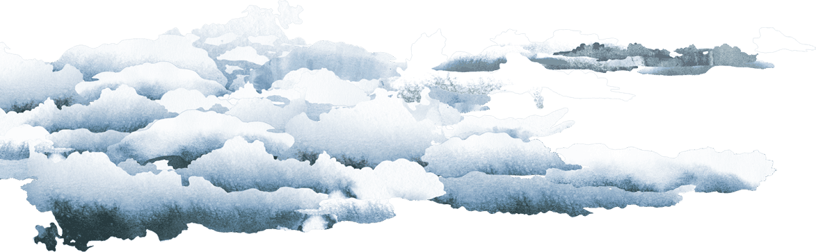 floating clouds 3
